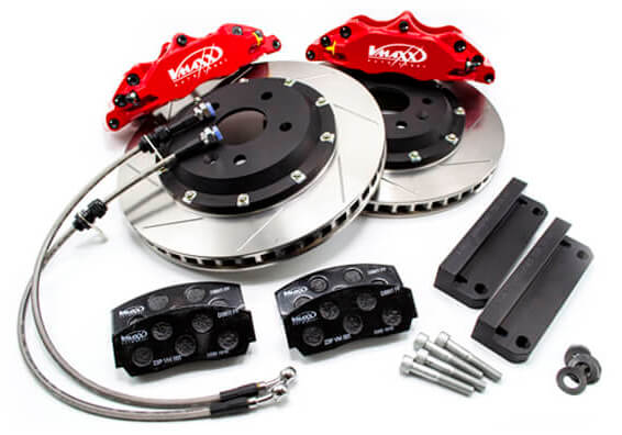 V-MAXX Big Brake Kit eksempel